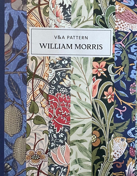 V&A Pattern: William Morris by Linda Parry