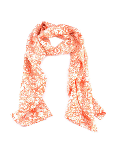 Poppy Long Scarf