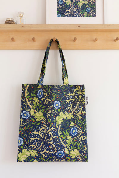 Seaweed Cotton Tote