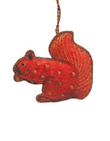Sienna Squirrel Decoration