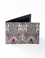 Snakeshead Leather Travel Card Holder