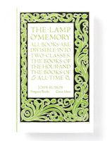 The Lamp of Memory - John Ruskin