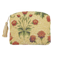 Daisy Tapestry Purse