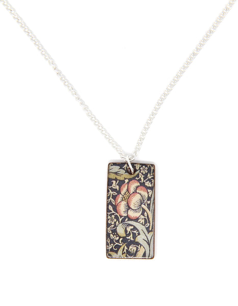 Wandle Rectangle Pendant