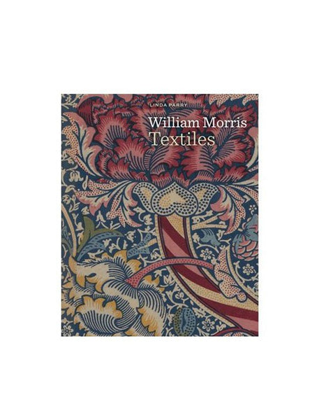 William Morris Textiles - Linda Parry
