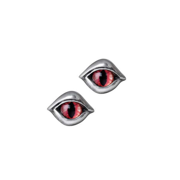 Eye of the Demon Stud Earrings