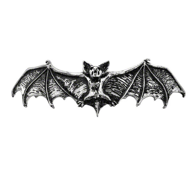 Descending Bat Hair Clip