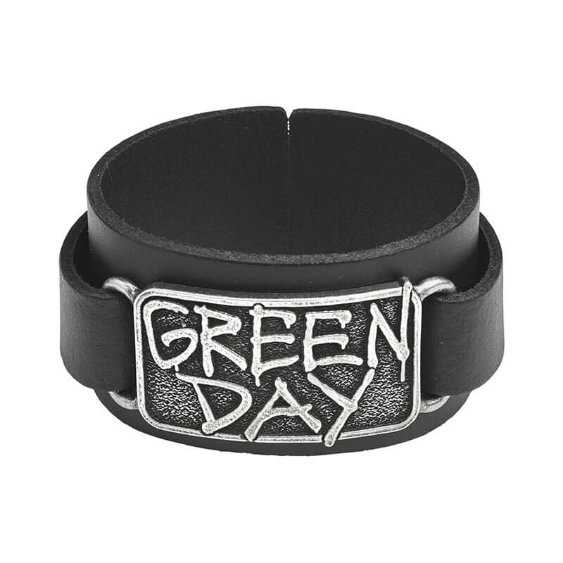 Green Day Wriststrap