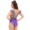 Size Reg - Sample Rainbow Pride Butterfly Wings Body Harness