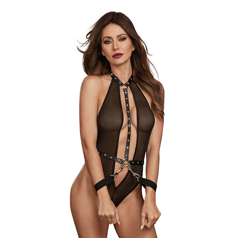 Mesh Restraints Play Set