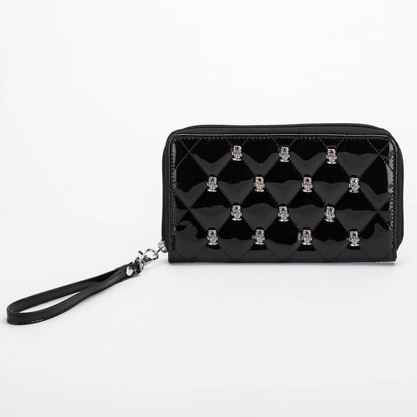 Frankenstein Studded Wallet
