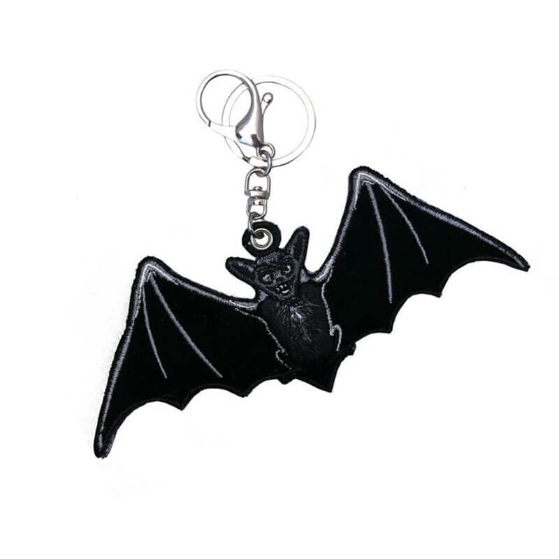 Bat Plush Keychain