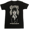 Elvira's Bat Coffin T-Shirt