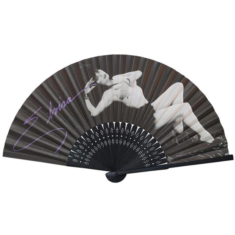 Elvira Laid Bare Fan