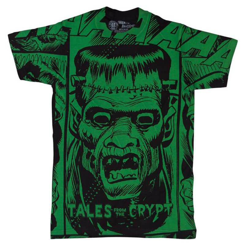 Tales From The Crypt Frankenstein T-Shirt