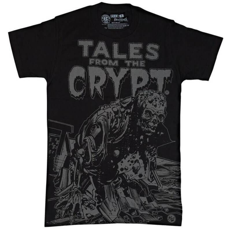 From The Crypt Zombie T-Shirt