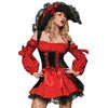 Vixen Pirate Wench Costume