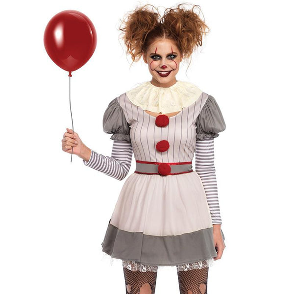 Creepy Clown Costume
