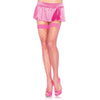 Pink Vixen Fence Net Thigh-Highs