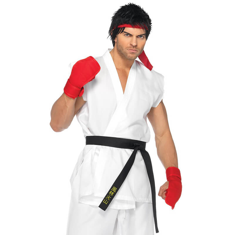 Ryu Street Fighter Costume