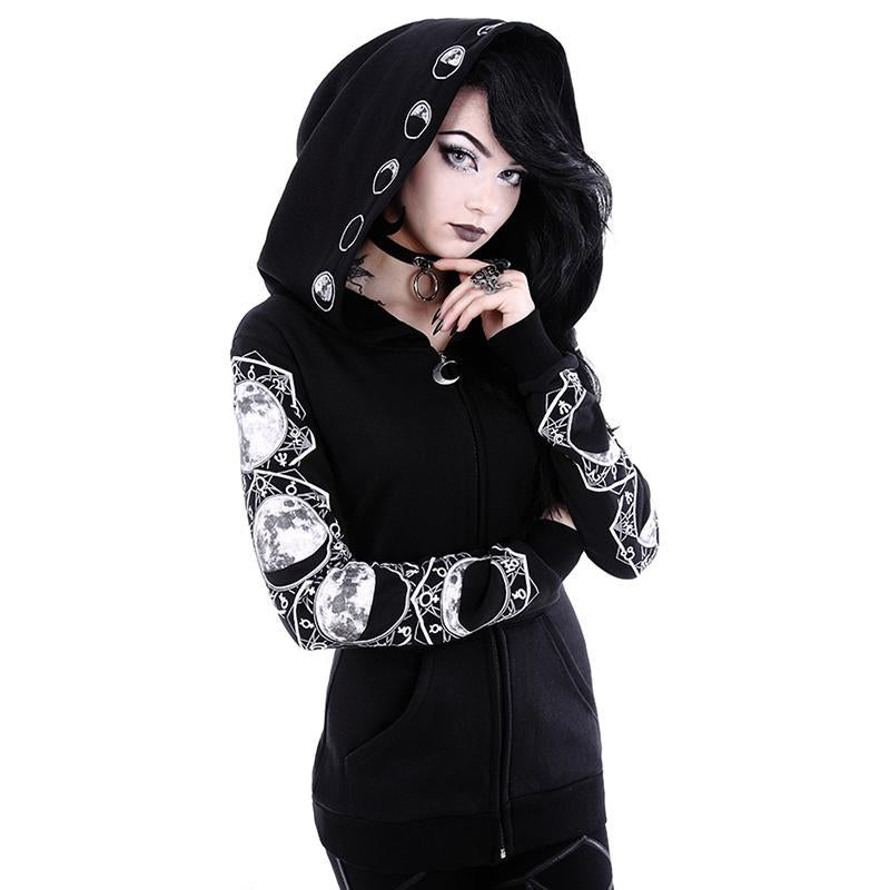 Ethereal Maiden Lunar Hoodie