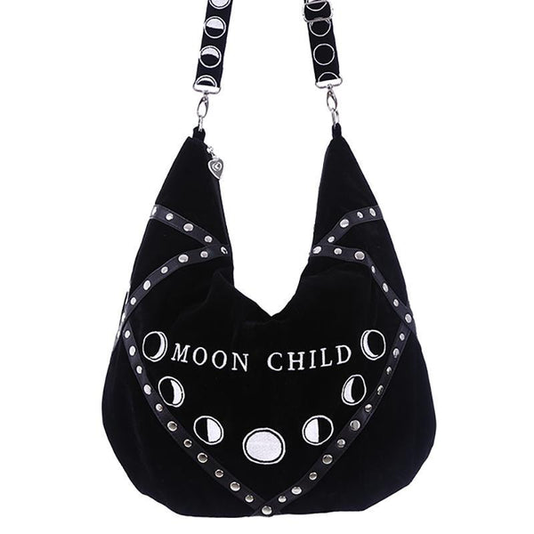 Moon Child Hobo Purse