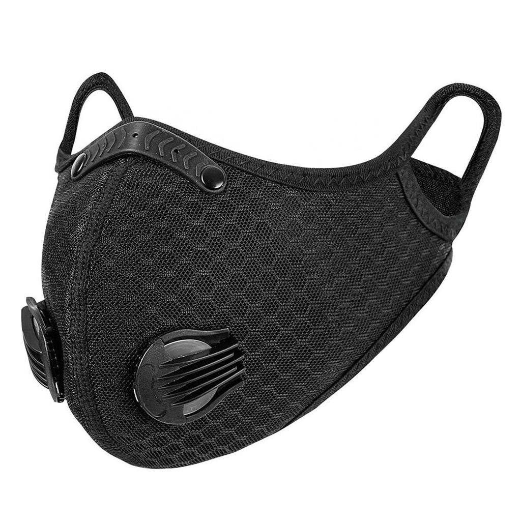 Playa Ready Filtering High Performance Cycling Mask (NON-MEDICAL USE) - IN STOCK