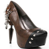 Size 9 - Napier Pirate Heel