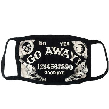 Ouija Go Away Mask