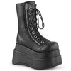 Dropkick Flat Black Stompers