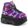 Antigravity Platform Sneakers - Purple