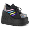 Sole Stomper Platforms - Multi Holo