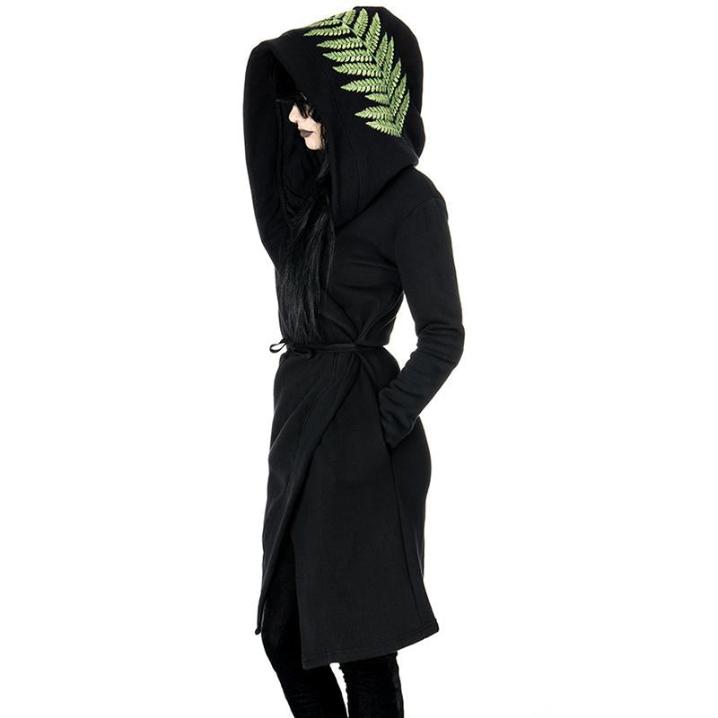 Woodland Enchantress Cloaked Hoodie