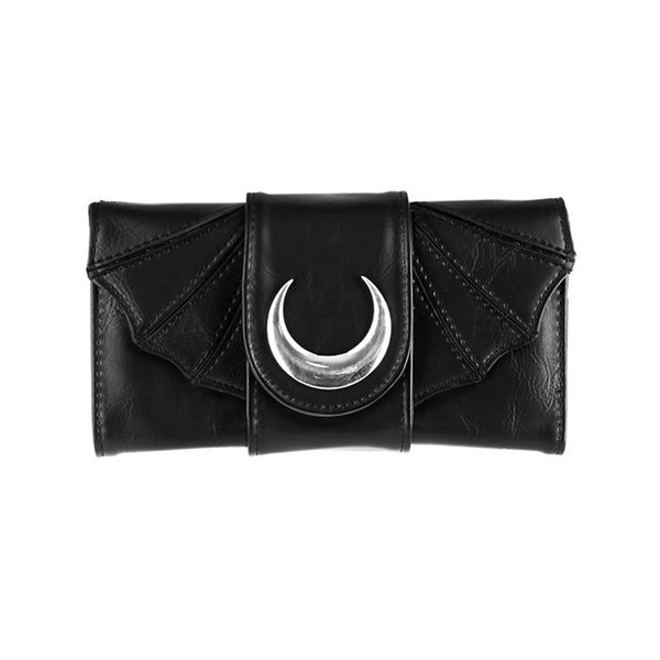Moon Bat Wallet