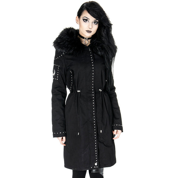 Lunar Queen Parka Coat