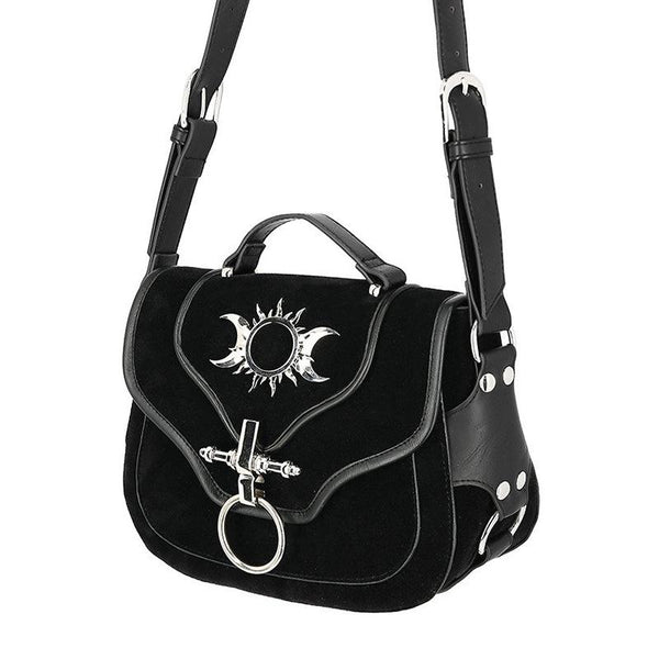 Triple Goddess Handbag