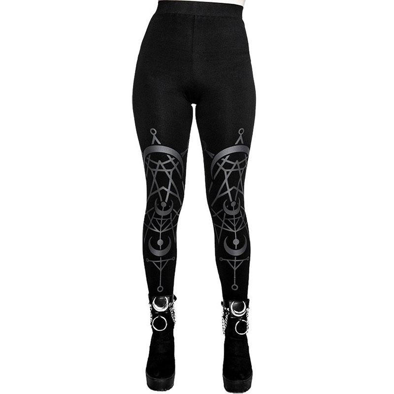 Twin Moon Leggings