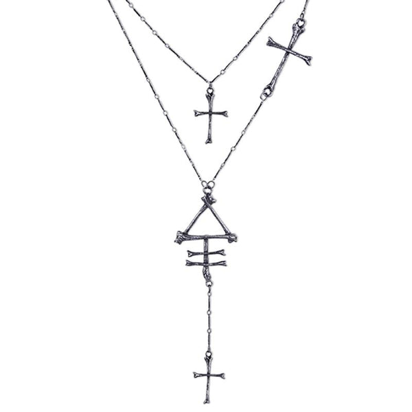 Phosphorus Bone Necklace