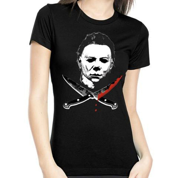 Michael Myers Tee - Women's