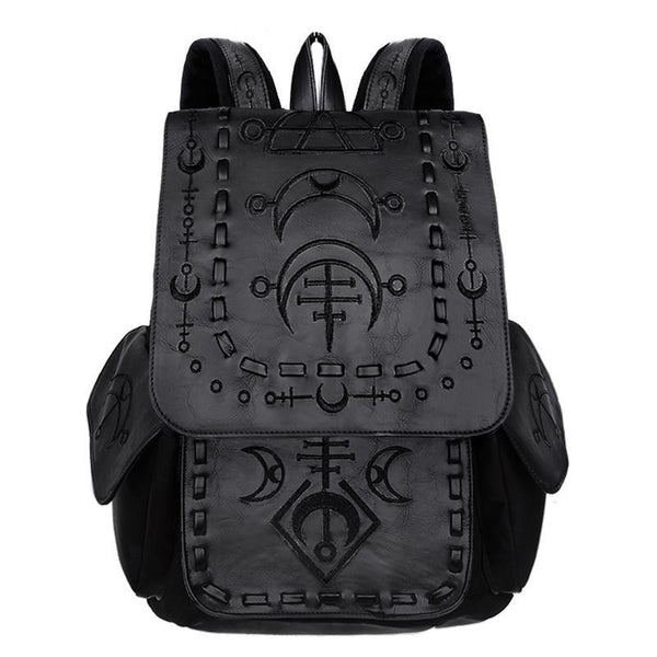 Symbology Backpack - Black