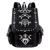 Symbology Backpack - White