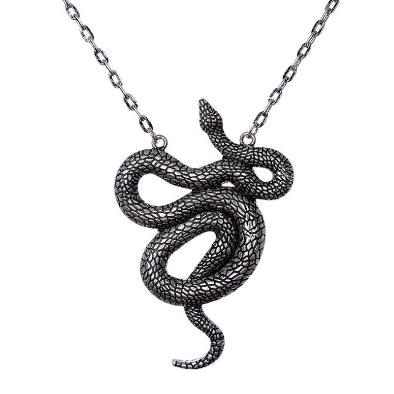 Original Sin Snake Necklace