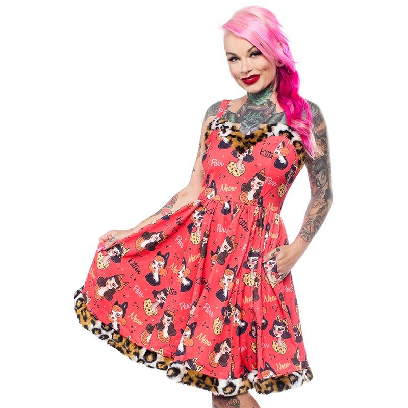 Vintage Vixens Sophia Dress