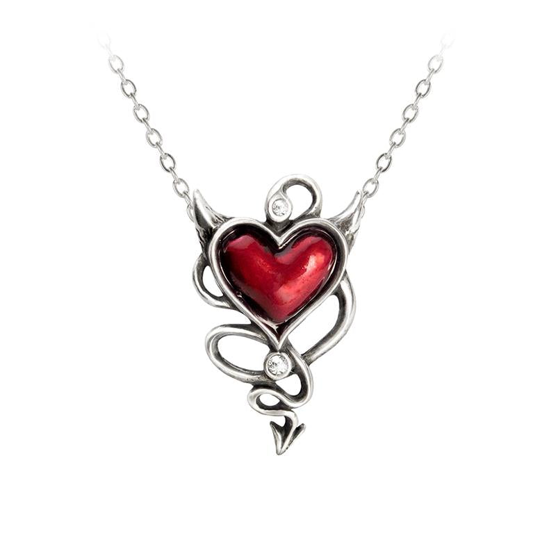 Lovely Devil Pendant