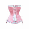 Absolute Cotton Candy Corset - Pink