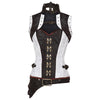 Alustrial Cloud Captain White Corset