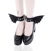Flying Bat Cuffs