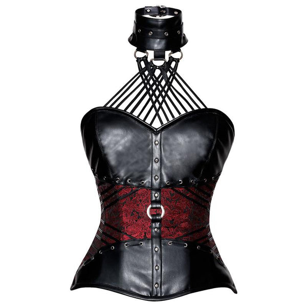 Caged Heart Crusher Corset