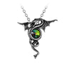 Emerald Isle Dragon Pendant
