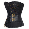Gobsmacked Magic Black Corset
